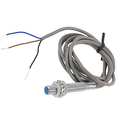LJ18A3-8-Z//EXTRA 2-Hilos DC 6-36V 300mA N/ÚMERO 8mm Interruptor Sensor De Proximidad Inductivo