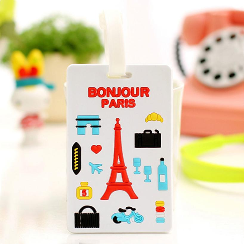 May 25 Mosunx Business Portable Secure Travel Suitcase ID Luggage Handbag Large Tag Label