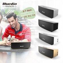 Bluedio BS-3 NOUVELLE D'ORIGINE 2016 Portable Mini Sans Fil Bluetooth Haut-Parleur Soundbar v4.1 stéréo écouter de La Musique et appel téléphonique
