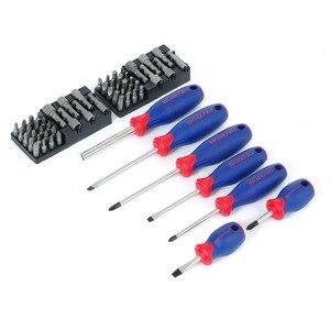 Image 3 - WORKPRO outil de réparation maison avec sac à outils, ensemble doutils, outils à main 322 pièces