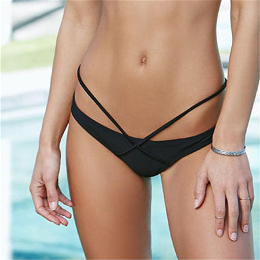 Underwear & Sleepwears Lady Brazilian Sexy Bikini Swimwear Thong Love Heart Cut Out Bottom Beachwears Products Are Sold Without Limitations