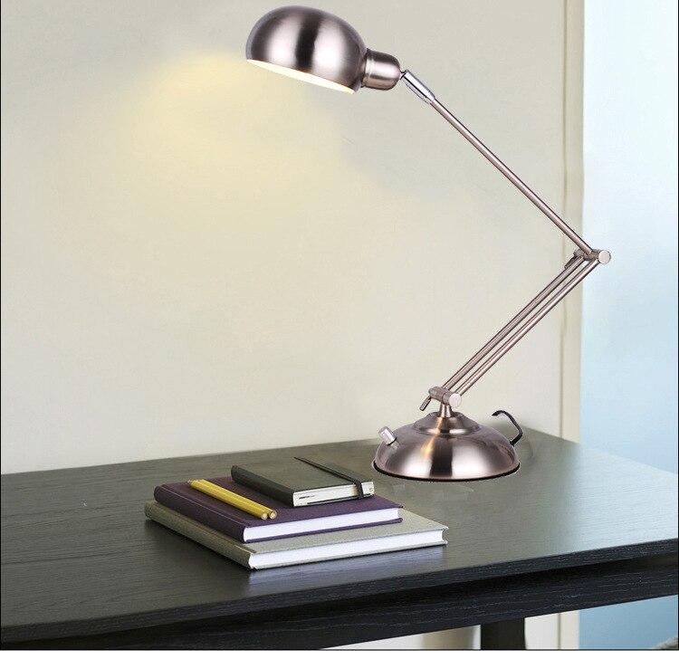 Us 5165 32 Offstół Składany światło Lampka Na Biurko Lampa Led O Długości Ramię Biurko Lampy Elastyczne Led Biuro Lampy Stołowe Verlichting