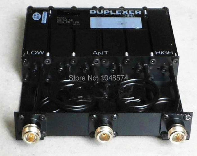 Free shipping repeater 50W VHF 6 Cavity  Duplexer 150MHz high power N female connector