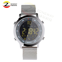 2017 New EX18 Smart Watch Men Sport Watch 5ATM Waterproof Pedometer Bluetooth 4.0 Call SMS Reminder for Android ios PK EX16