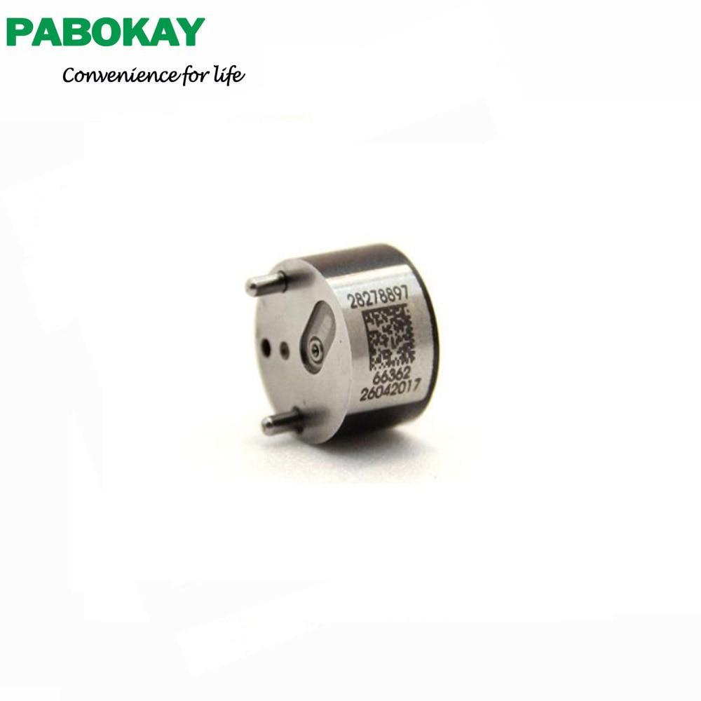 4 pieces euro3 euro4 nozzle bahan bakar common rail control valve - Suku cadang mobil - Foto 3