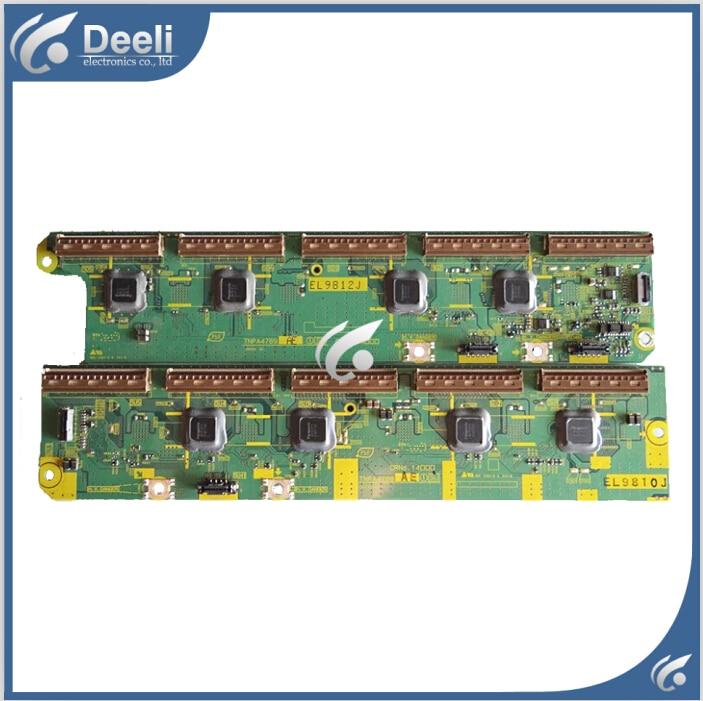 99% New Origina TH-P50S10C NPA4789 AC TNPA4788 board good working 2pcs/set kislis 4789