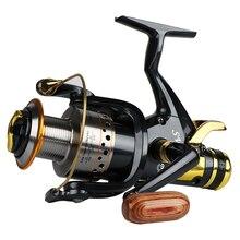 Long Casting Fishing Spinning Reel 5.2:1 9BB+1RB Lake Feeder Carp Fishing Wheel SW 5000 6000