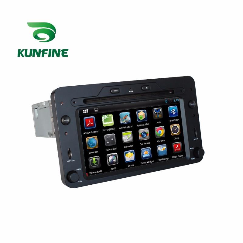 Car Stereo DVD Player GPS Navigation forAlfa Romeo Spider (2006 onwards) Radio3