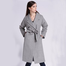 Cheap and Chick Long Design Woolen Jacket for Fashion Women, Free Drop Shipping even for one piece