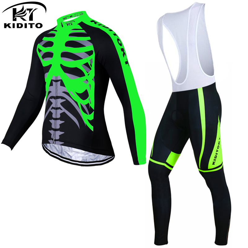 ФОТО KIDITOKT Shamus 2017 Pro Winter Thermal Fleeced Cycling Jerseys Set Racing Bike Clothing MTB Bicycle Wear Ropa Ciclismo Invierno