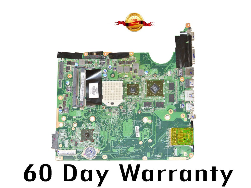 Top quality , For HP laptop mainboard DV6 DV6-1000 509450-001 laptop motherboard,100% Tested 60 days warranty