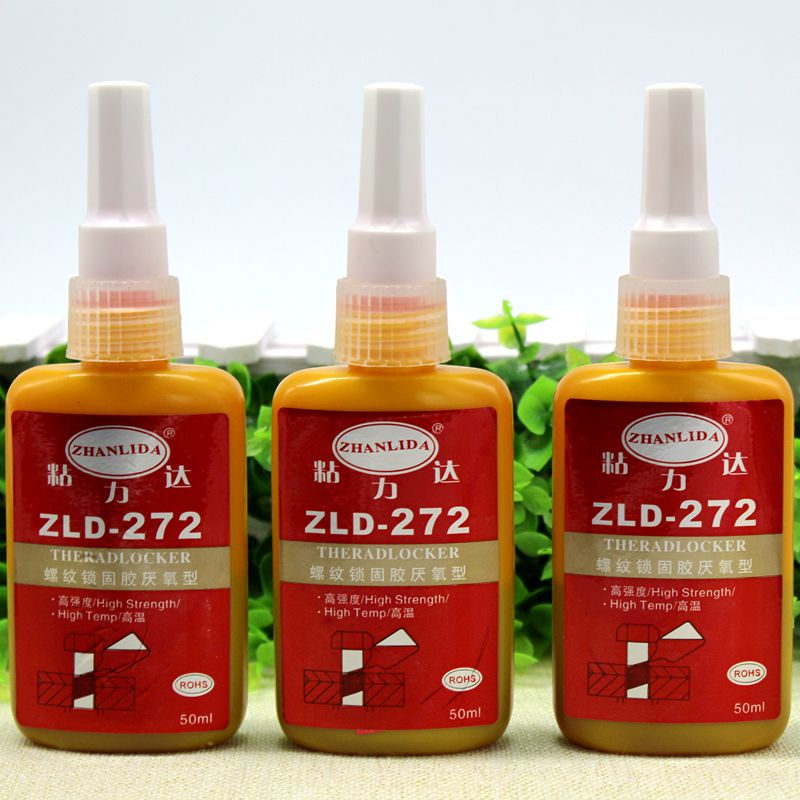 Hardware 242 Glue 10ml Oil Resistance Fast Curing Screw Glue Thread Locking Agent Anaerobic Adhesive Low Price