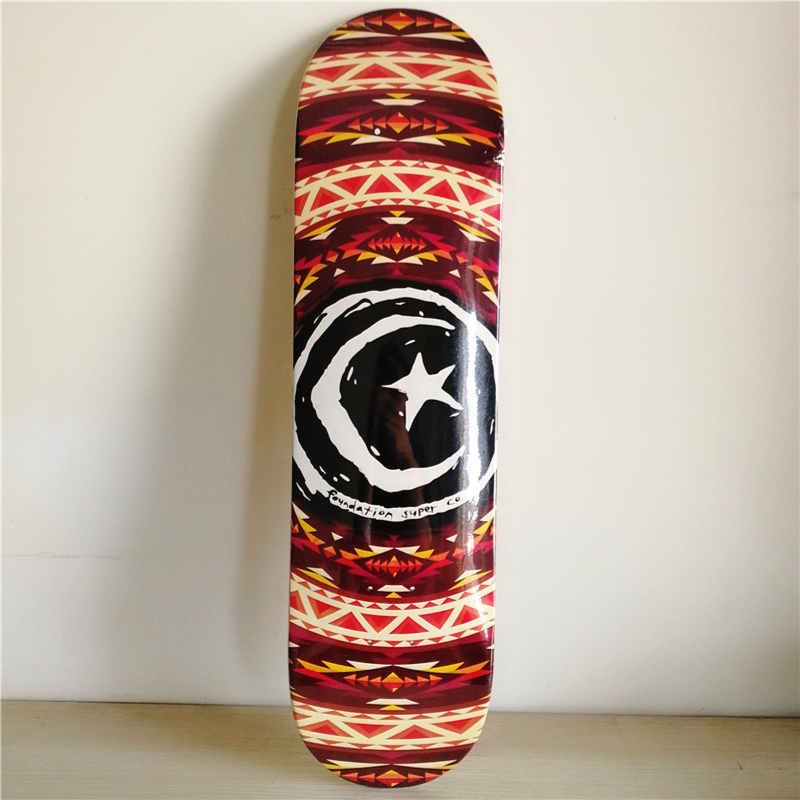 New and Original USA BRAND PRO  Graphics Skateboard Deck Canadian Maple Skateboard Deck 8 inch Pro Skate Board Decks