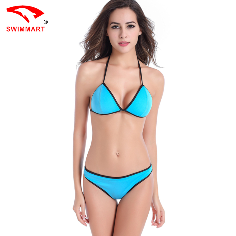 Buy Sexy Bikinis Women 2017 Brazilian Push Up Bikini Set Swimming Swimsuit Bathing Suits Female Biquinis Swimwear maillot de bain for $6.40 in AliExpress store