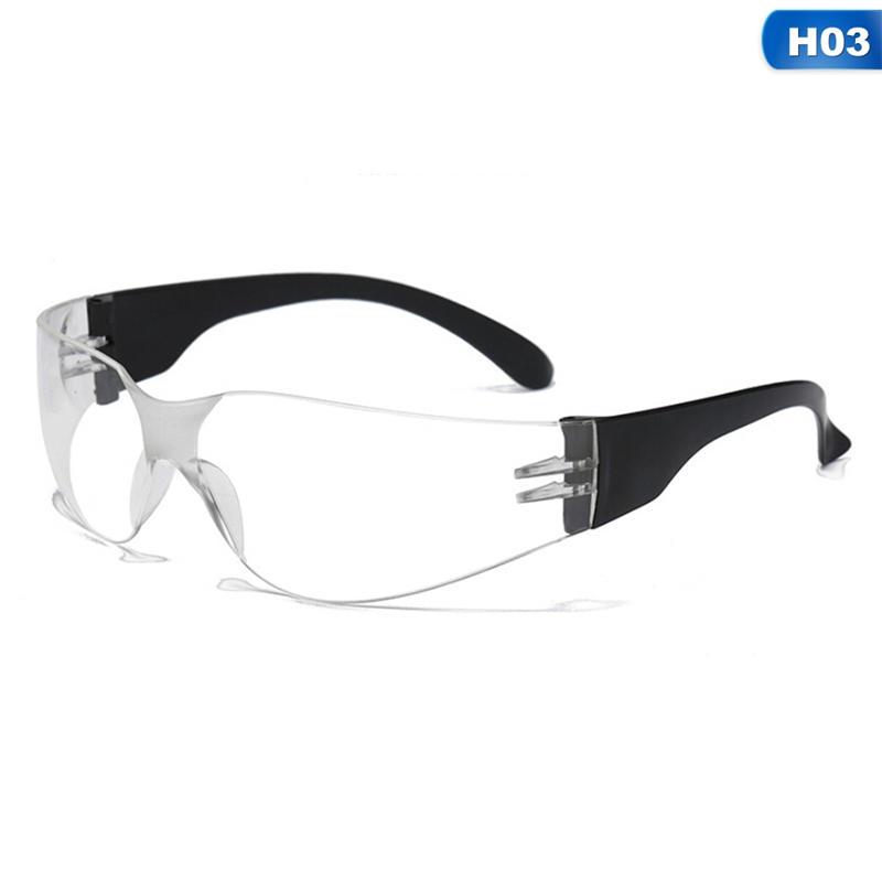Safety Eyewear Protective Glasses Safety Work Spectacles New Glasses Clear Smoke Yellow Lens