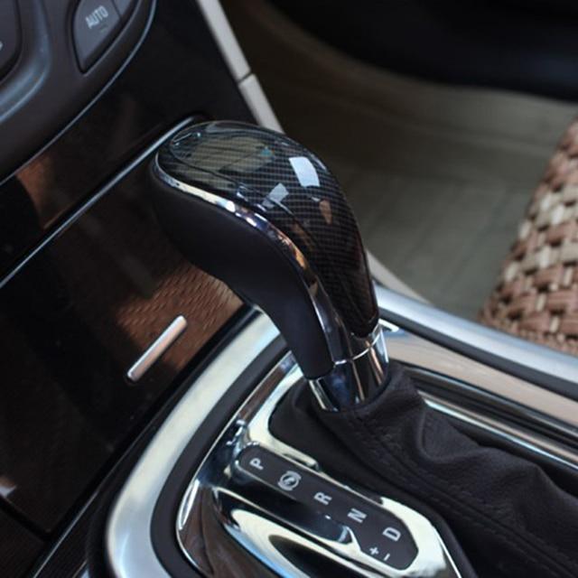 Car Styling ,Automatic Gear Head Decoration Sticker Shift Knob For Opel  Insignia Sedan Sport Tourer