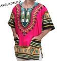 Casual Print Dress Women Large Size Bohemian 2017 New Summer Fat MM Nation Style Loose Boho Dress Female Vestidos LH632