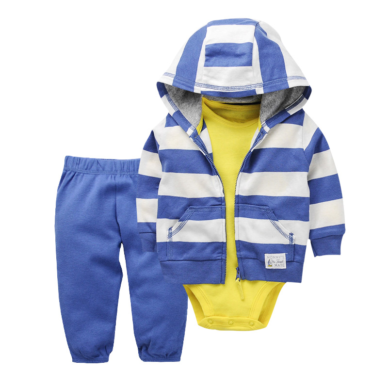 Baby Boy Clothes Winter Suit Newborn Baby Girl Clothes Hooded Baby Clothing Set Roupas infantis nenino 3pcs/set 0-24M newborn baby boy girl clothes set short sleeve top bodysuits leg warmer bow headband 3pcs clothing outfits set