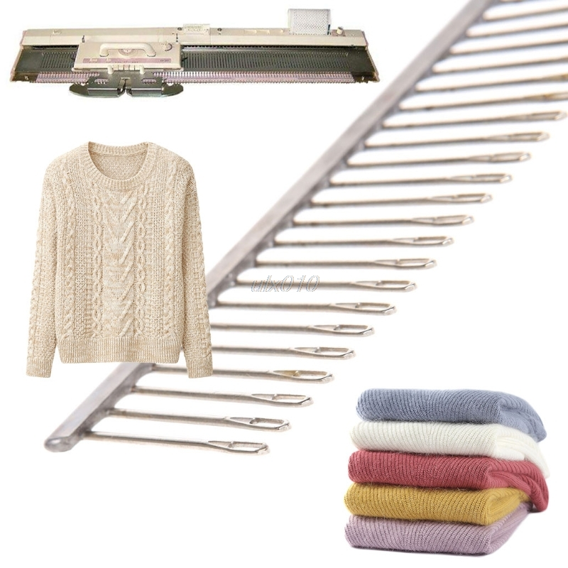 5/6/7/9/12 Needle Cast-on Comb Flat Knitting Machine Brother Knitting Machine G03 Whosale&DropShip