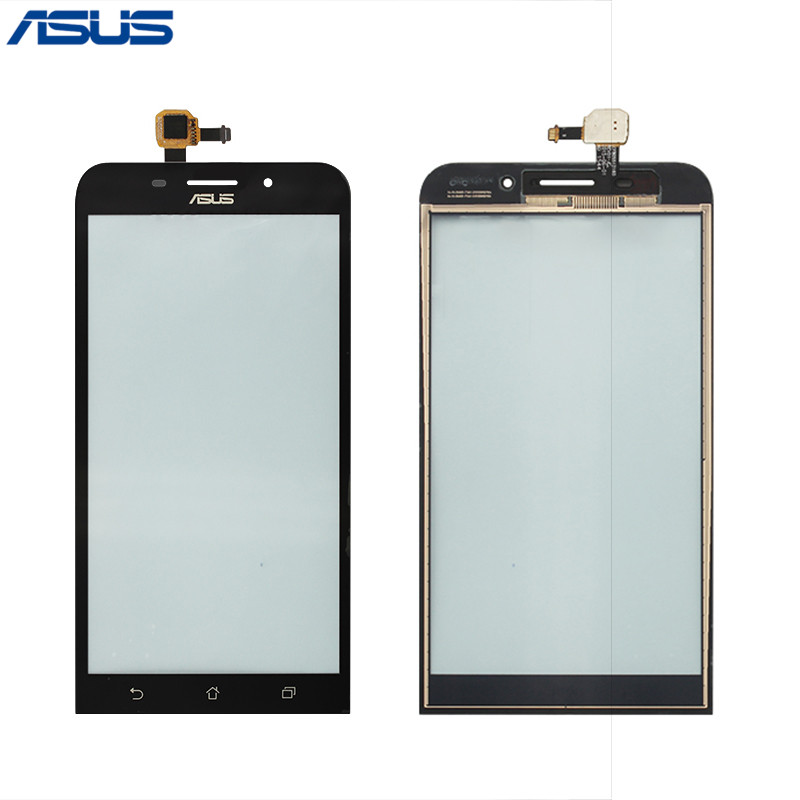 ASUS Touch Screen Digitizer Sensor Front Touch Panel Glass Lens For Asus ZenFone Max ZC550KL Z010DA 5.5'' TouchScreen RepairPart
