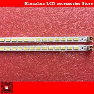 Image 3 - 6 ชิ้น/ล็อต 455 มม.LED Backlight 60 LEDs สำหรับ LJ64 03567A เลื่อน 2011SGS40 5630 60 H1 REV1.0 L40F3200B LJ64 03029A LTA400HM13