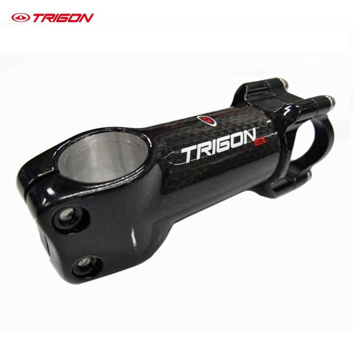 Trigon HS106A ultra-light carbon stem mountain bike bicycle stem 75mm/80mm/90mm/100mm