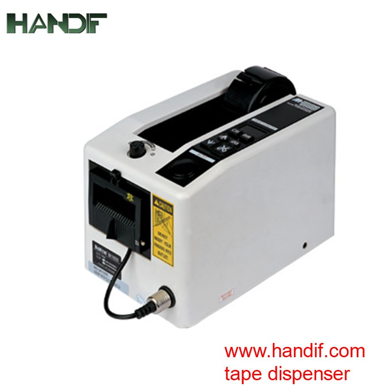 Hight quality elastic tape cutting machine , M1000 automatic packaging tape dispenser