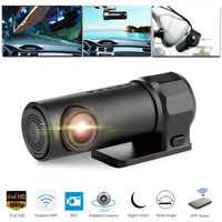 Mini WIFI Car DVR Dash Camera Digital Registrar Video Recorder DashCam Auto Camcorder Wireless DVR APP Monitor