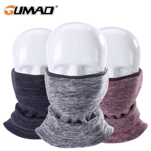 Winter Outdoor Fleece Warmer Neck Gaiter Thermal Half Face Mask Tube Cycling Snowboard Skiing Hiking Bandana Scarf Men Women