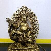 Vaisravana statue, King of Wealth, anvaisrava, can Install reservoir, buddha figurine, Vaisramana, figure, Vairavaa figure~