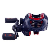Spartacus /Spartacus Plus Baitcasting Reel Dual Brake System 8KG Max Drag 11+1 BBs 6.3:1 High Speed Fishing