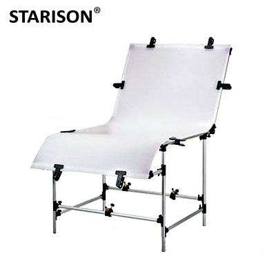 Adearstudio Photographic equipment still life table 60 times . 130cm photography light shooting station background paper