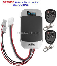 TK303E GPRS gps Vehicle tracker Real time tracking Car Tracked Vehicle GPS303E Keyless drive SMS arm,Remote control arm disarm