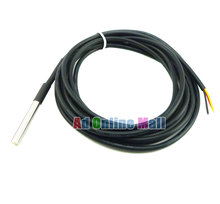 3M Waterproof Digital Temperature Temp Sensor Cable Probe DS18b20