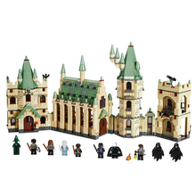 16030 Building Blocks Castle Legoing Harry Potter Movies Action Figure Blocks Baby Toys for Children Compatible Legoings 4842