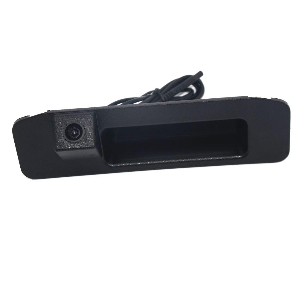 Car Trunk Handle Rear View Camera For Mercedes Benz ML GLA GLC GLE A180 A200 A260 Night Vision