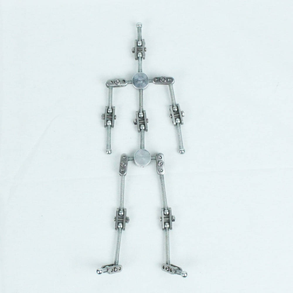 DIY kit studio armature not-Ready-made metal armature for stop motion puppet with some different kinds of height some approximate algorithms for variational problems