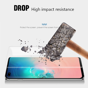Image 5 - 9D Full Cover For Samsung Galaxy Note20 S10E S20 Plus Ultra Screen Protector Hydrogel Front Film + Back Film + Camera Lens Glass