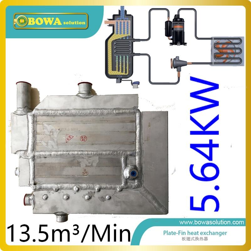 Goede Koop 13.5m3 min 5.65KW Cooling Capaciteit Speciale ...