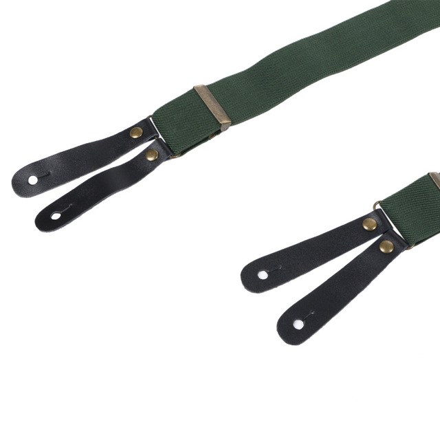 WW2 GERMAN UNIFORM INTERNAL SUSPENDERS-32594
