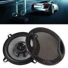 5 «127mm 200 W 4ohm Max Coaxial Auto Audio Altavoces Estéreo de la Música Del Coche de 2 Vías para la Puerta Del Vehículo SubWoofer