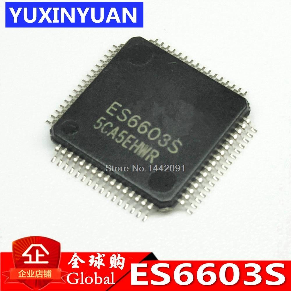 ES6603 ES6603S  QFP64 1pcs