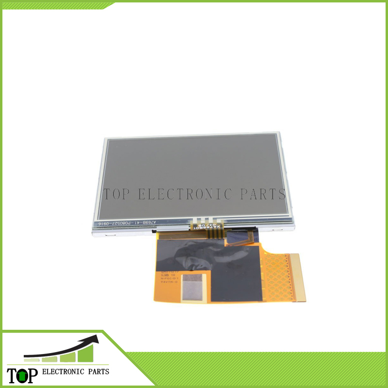 3.5 LQ035Q1DG04 TFT LCD screen/display with touch screen/digitizer for tomtom one v4
