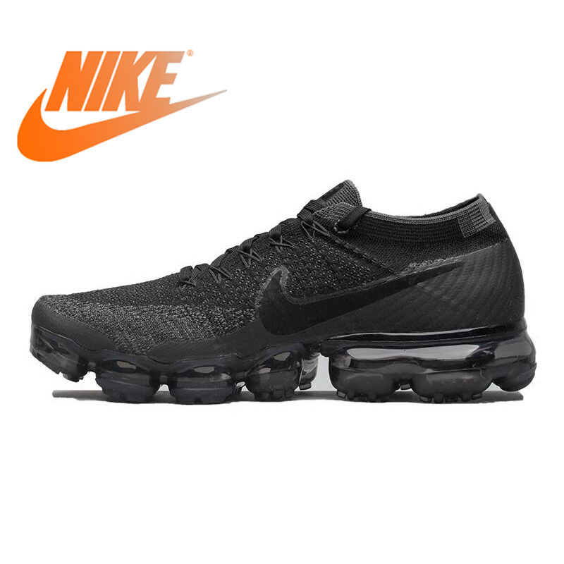Nike Air VaporMax Flyknit Mens Running Shoes Sport Outdoor Sneakers Designer Athletic Good Quality 2018 New Arrival 849558-007Nike Air VaporMax Flyknit Mens Running Shoes Sport Outdoor Sneakers Designer Athletic Good Quality 2018 New Arrival 849558-007
