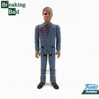 Funko Reaction 3.75 Breaking Bad Gus Fring Dead Action Figure SDCC 2015 Exclusive Limited 500 pcs Loose