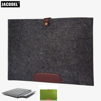 Portable Felt Notebook Bag Liner Sleeve Laptop Tablet Case For Macbook Computer Cover For Apple Mac