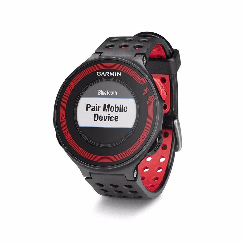 Garmin Forerunner 220 - Smart watch sport and swim watch Black/Red