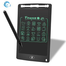 8.5 inch LCD drawing board graphic tablet for drawing electronic smart board paperless notebook for children free shipping