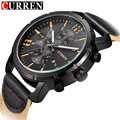 CURREN Fashion Men Sport Watch Mens Watches Top Brand Luxury Male Analog Waterproof Military Quartz WristWatch Relogio Masculino