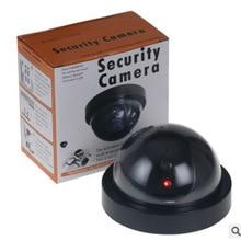 Лучшая цена, имитационная камера, Прямая с фабрики, имитация мониторинга, поддельные наблюдения, поддельная камера, большое полушарие с подсветкой